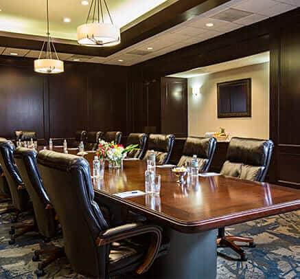 The Corporate meetings